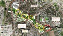 projet délaissés de la A103 à Neuilly sur Marne