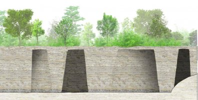Protection du patrimoine dans les carrières de Gagny