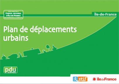 Plan de Déplacements Urbains d'Ile de France
