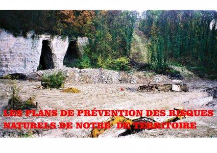 Le Plan de Prévention des Risques Naturels (PPRN) liés aux anciennes carrières