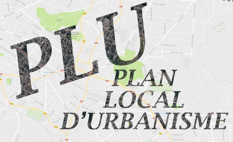 plan zonage plu 2017 Gagny