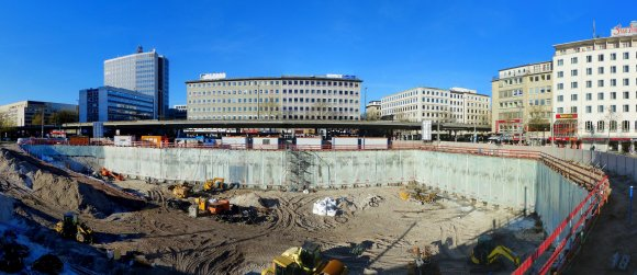 Projets d'urbanisation